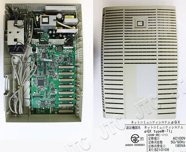 NTT GXM-ME-(1) GX-M 主装置