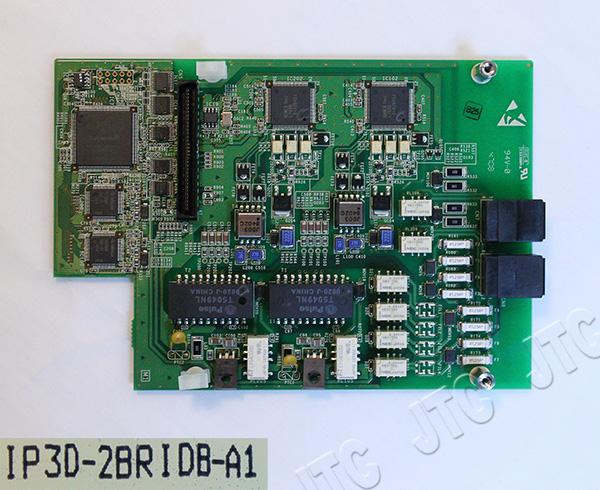NEC IP3D-2BRIDB-A1 2回線INS64増設ユニット(DSU内蔵)