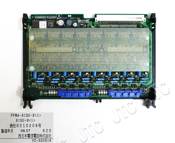 NTT PPMA-8ISU-B(1) 8ISDN外線ユニット「1」