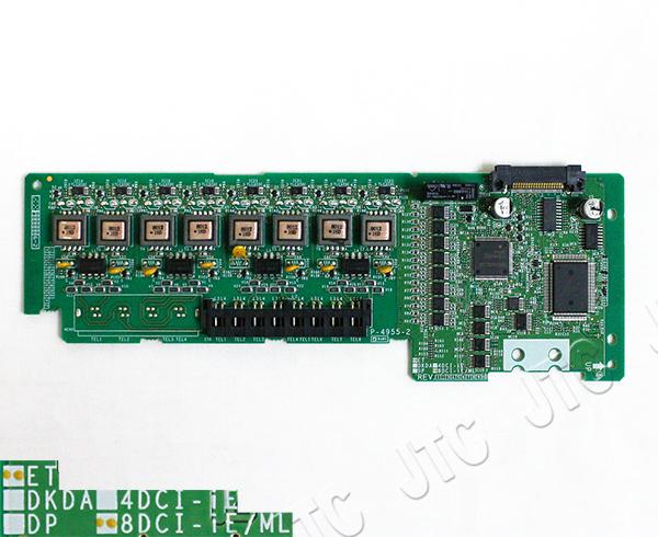 日立 ET-8DCI-IE/ML 8回線ボタン電話インターフェイス
