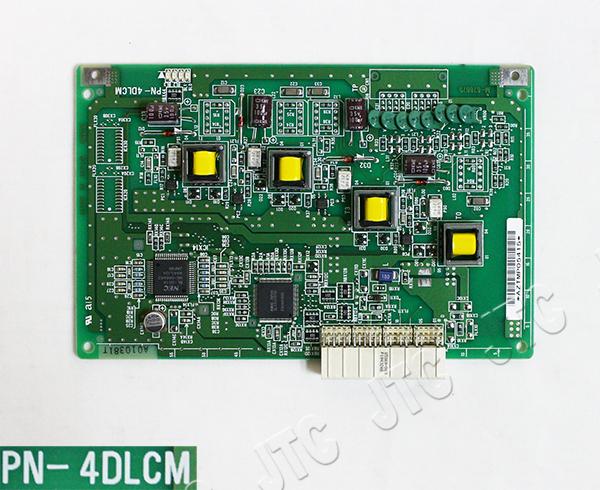 NEC PN-4DLCM 4回線デジタルライン回路
