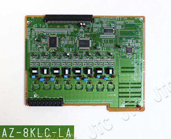 SAXA(サクサ) AZ-8KLC-LA 8回線用デジタル内線ユニット