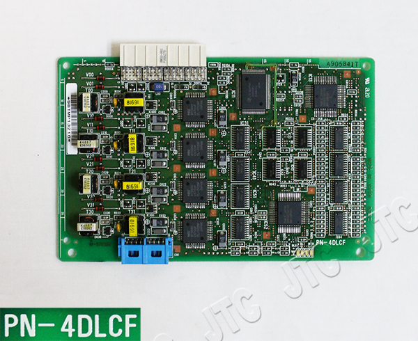 PN-4DLCF MM-100、SN686 HMCC-A用 4回線デジタルライン回路