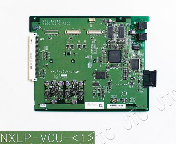 NTT NXLP-VCU-(1) NXLP-メディア変換ユニット