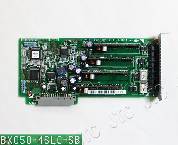 OKI(沖電気) BX050-4SLC-SB 単独電話機接続ユニット