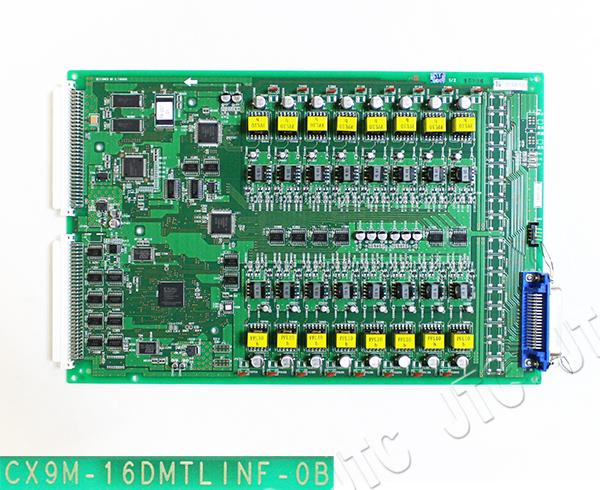 日立 CX9M-16DMTLINF-0B 16回路ディジタル多機能電話機ライン回路F