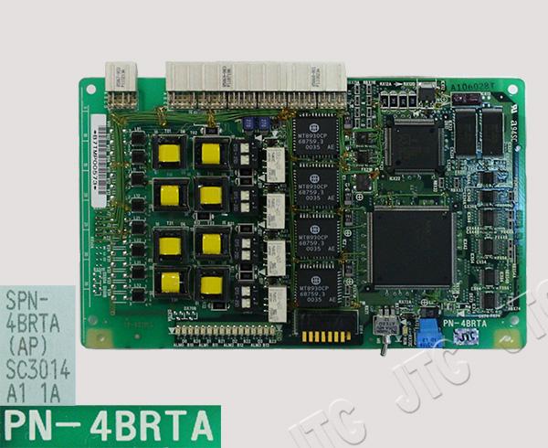 NEC SPN-4BRTA(AP) 4ISDN基本インタフェース(2B+D)