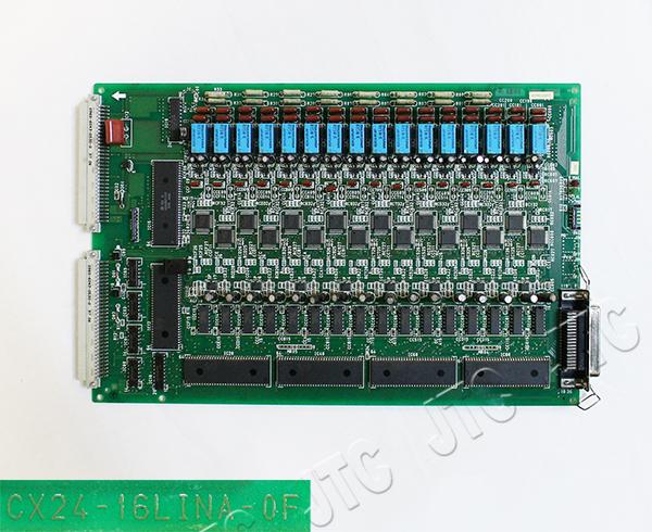 日立 CX24-16LINA-0F 16回路ラインユニットA(CX24)