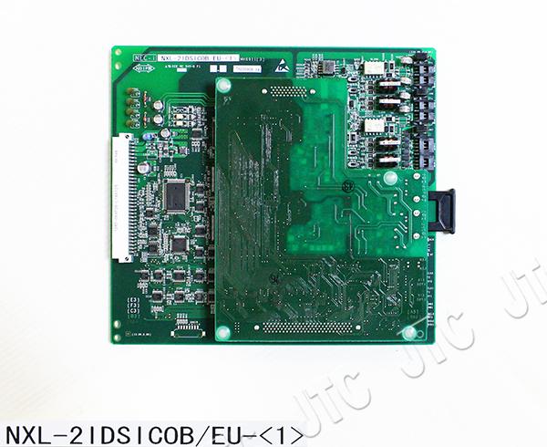 NTT NXL-2IDSICOB/EU-(1) 2DSU内蔵ISDN基本外/内線ユニット-「1」