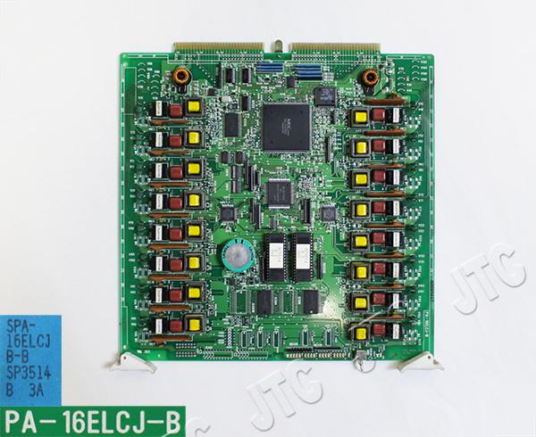 NEC SPA-16ELCJ-B-B 16回線デジタルライン回路J-B