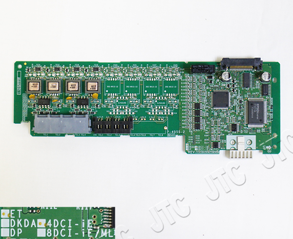 日立 ET-4DCI-IE 4回線ボタン電話インターフェイス(iE)