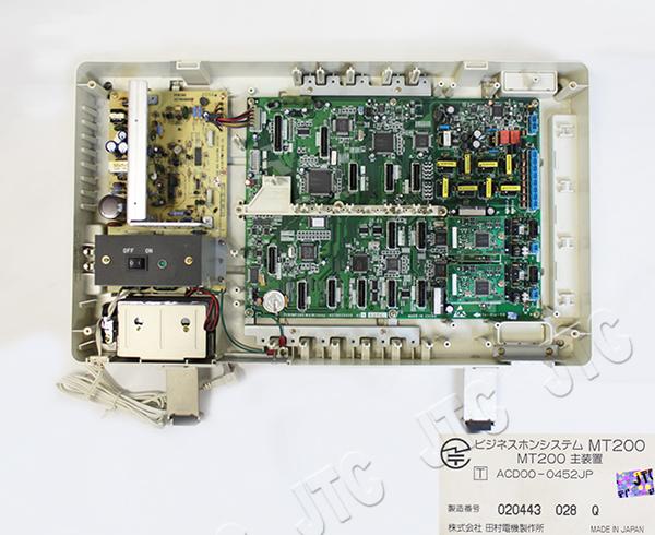 田村電機 MT200主装置