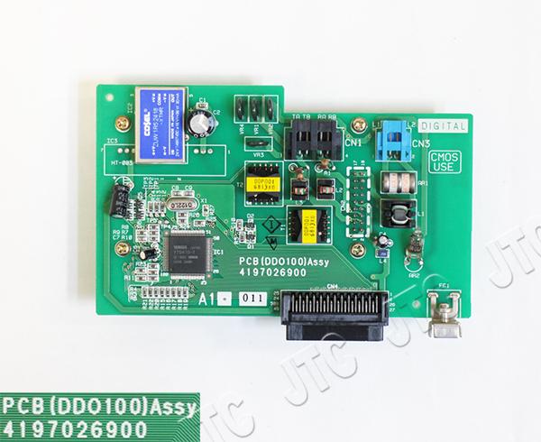 サクサ(SAXA) PCB(DDO100)Assy 1デジタル局線増ユニット