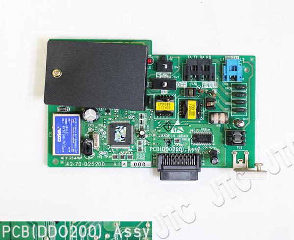 サクサ(SAXA) PCB(DDO200)Assy