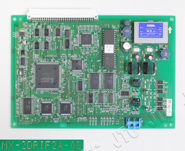 2回路2Wデジタル無線インタフェース MX-2DRIF2A-0B