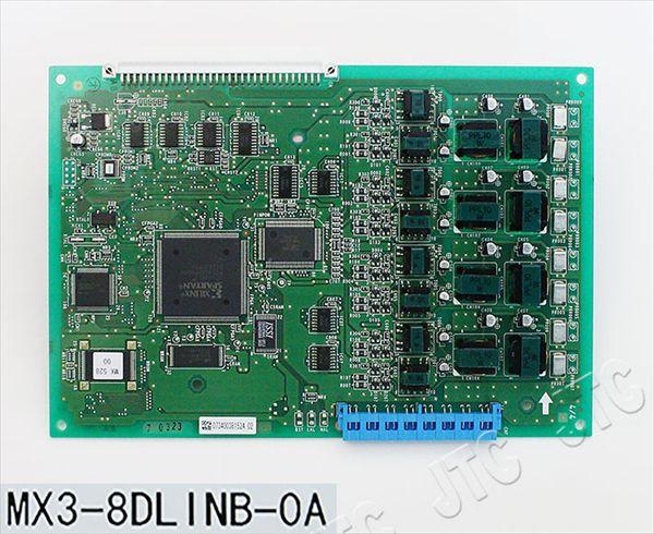 日立 MX3-8DLINB-0A 8回路デジタル電話機ライン回路B