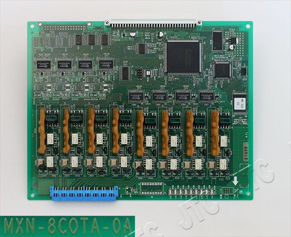 日立 MXN-8COTA-0A MXN 8回路局線トランクA
