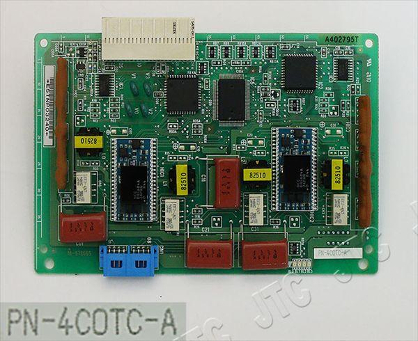 NEC PN-4COTC-A 4回線局線トランクパッケージ