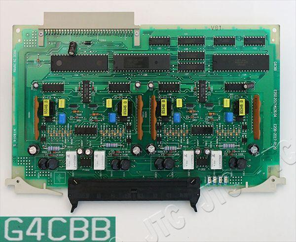 G4CBB 4回線局線トランク2 FC1140CB2