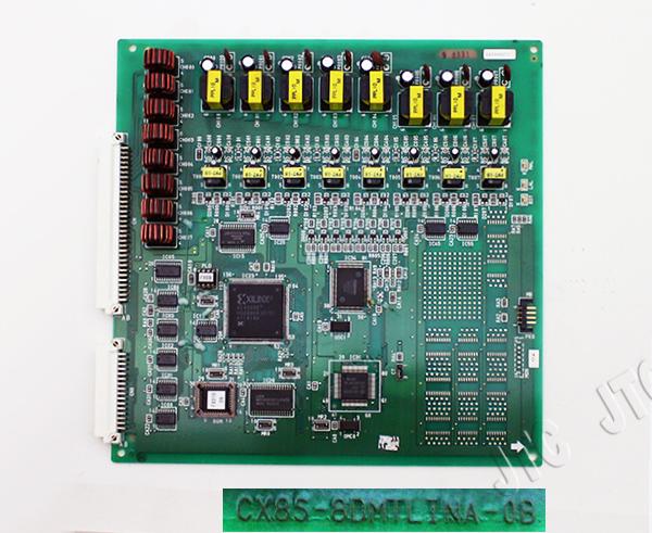 日立 CX8S-8DMTLINA-0B 8回路ディジタル多機能電話機ライン回路A