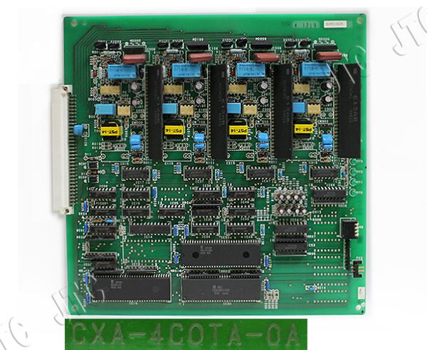 CXA-4COTA-0A CXA 4回路局線トランクA