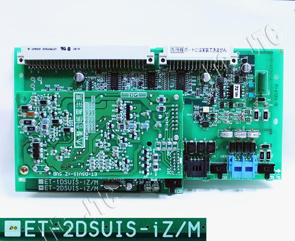 日立 ET-2DSUIS-iZ/M 2回線INS64局線インタフェース