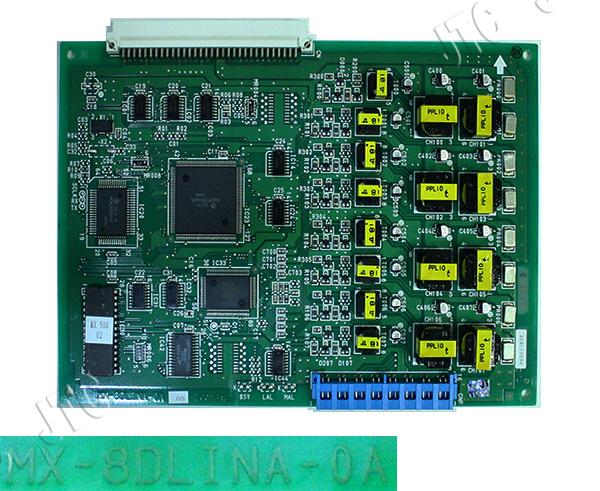日立 MX-8DLINA-0A 8回路デジタル電話機ライン回路A