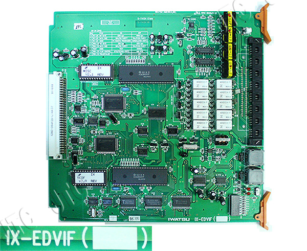 岩通 IX-EDVIF 外部装置インタフェースユニット