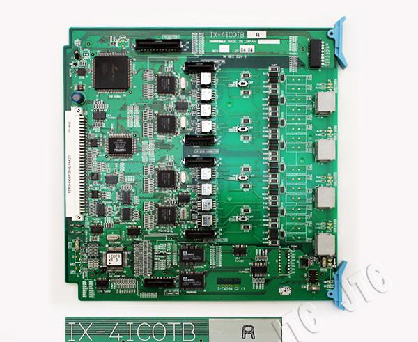 岩通 IX-4ICOTB-R INS64回線 4回線基本ユニット