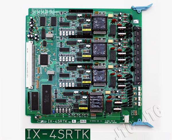 岩通 IX-4SRTK 4回線SR専用線トランク