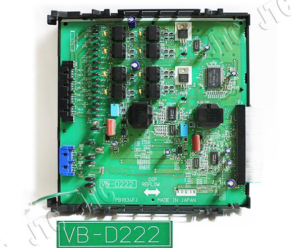 松下通信工業 VB-D222 208増設ユニット