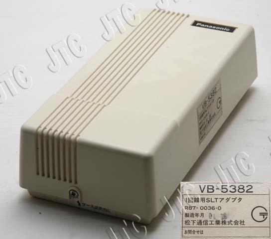 松下通信工業 VB-5382 1回線用SLTアダプタ
