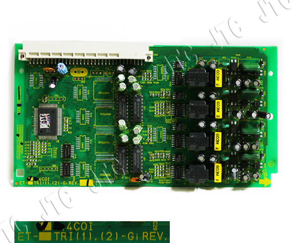 ET-4COI-Gi 4回線外線インターフェース(Gi)