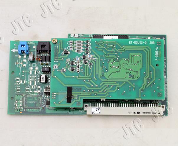 日立 ET-1DSUIS-Gi INSネット64(1回線DSU内蔵)U点対応、S/T点付