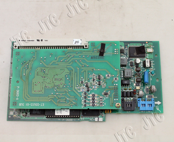 日立 ET-2DSUIS-Gi S/T点付2回線ISDNインタフェース