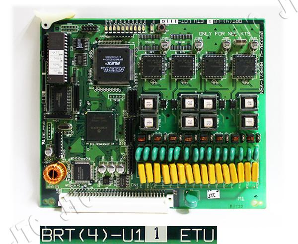 BRT(4)-U11 ETU BRTユニット (4L)