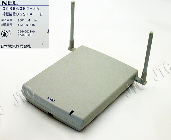 NEC GCB6G3B2-2A 接続装置 BS21A-ID