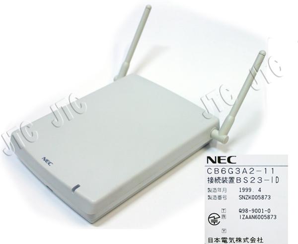 NEC CB6G3A2-11 接続装置BS23-ID