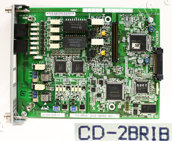 NEC CD-2BRIB 2回線INS64ユニット