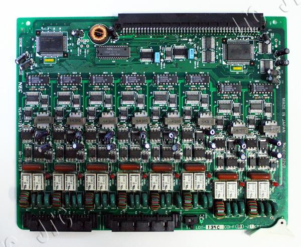 NEC COI-F(8)-21KTU 8LCOIユニット