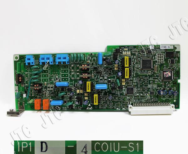NEC IP1D-4COIU-S1 4回線アナログ局線ユニット