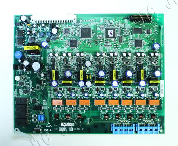 NEC IP1D-8SLIU-A1 8回線SLI増設ユニット