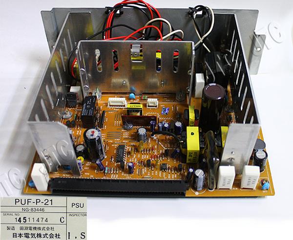 日本電気,PUF-P-21 PSU RX-L、RX-Lmk2、POPURE300増設架用電源