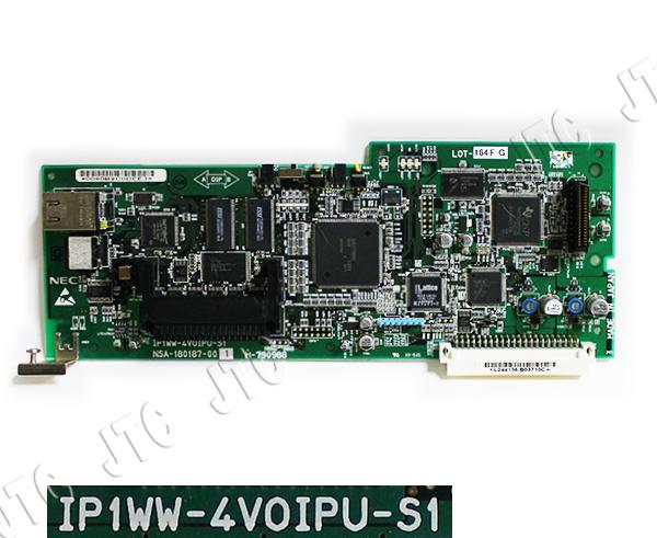 NEC IP1WW-4VOIPU-S1 4chVoIPユニットS