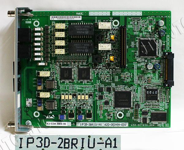 NEC IP3D-2BRIU-A1 2回線INS64ユニット