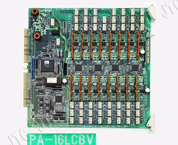 NEC SPA-16LCBV 16回線ライン回路BV