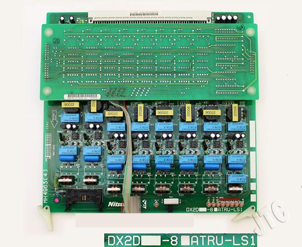DX2D-8ATRU-LS1 8回線接続インターフェース