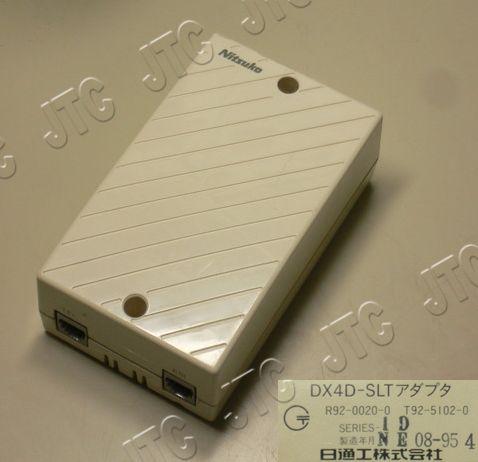 NEC(日通工) DX4D-SLTアダプタ 単体電話機アダプター
