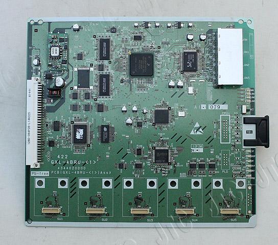 GXL-4BRU-(1) 4chブロードバンドルータユニット