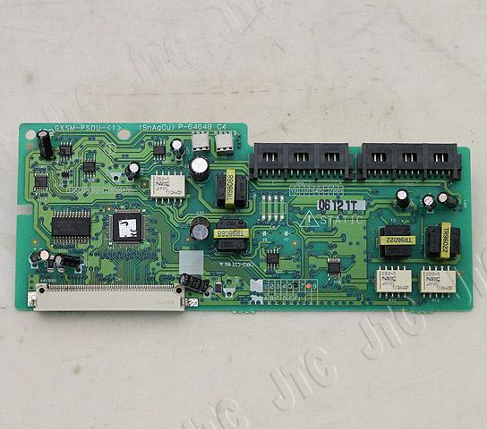 NTT GXSM-PSDU-(1) 外部放送ドアホン接続ユニット-「1」